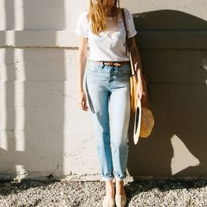 Madewell the perfect summer jeans sz 26 (s901)